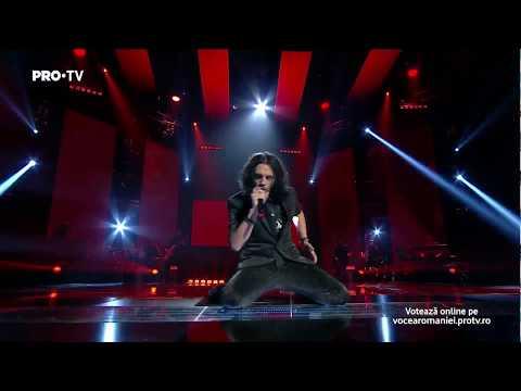 Robert Pita - Oh, Darling | Live 1 | Vocea Romaniei 2017