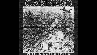 CARNERO - POTERExVIOLENZA [2019 Hardcore Punk]