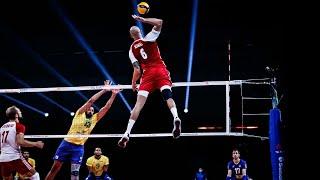 Bartosz Kurek   MVP   Volleyball Nations League 2021   HD