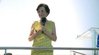 """Palestra """"O VERBO DO AMOR E A PSICANÁLISE"""" Fátima Maria Gomes de Oliveira"""
