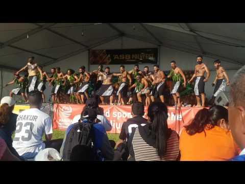 Otahuhu College Niue Group 2017