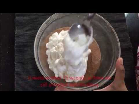 How to make Marshmallow Fluff