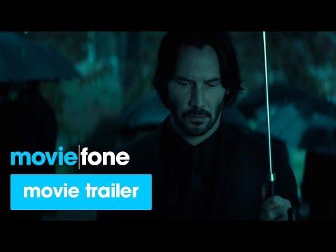 'John Wick'  2014: Keanu Reeves, Willem Dafoe