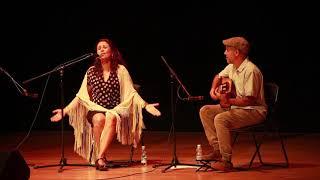 Raquel Álvarez y Jordi Estellés