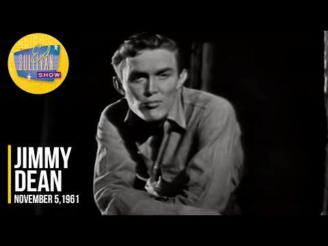 "Jimmy Dean ""Big Bad John"" on The Ed Sullivan Show"