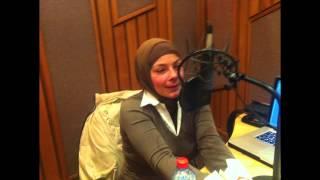 Niftaly Segers (Al Minara) radiogast bij MTRO op 25-01-2013