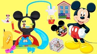 Nat & Essie Play with Mickey Mouse Clubhouse Adventure Set