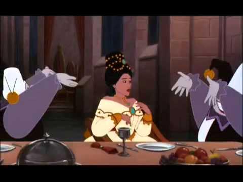 Pocahontas - Apparence - José Paradis