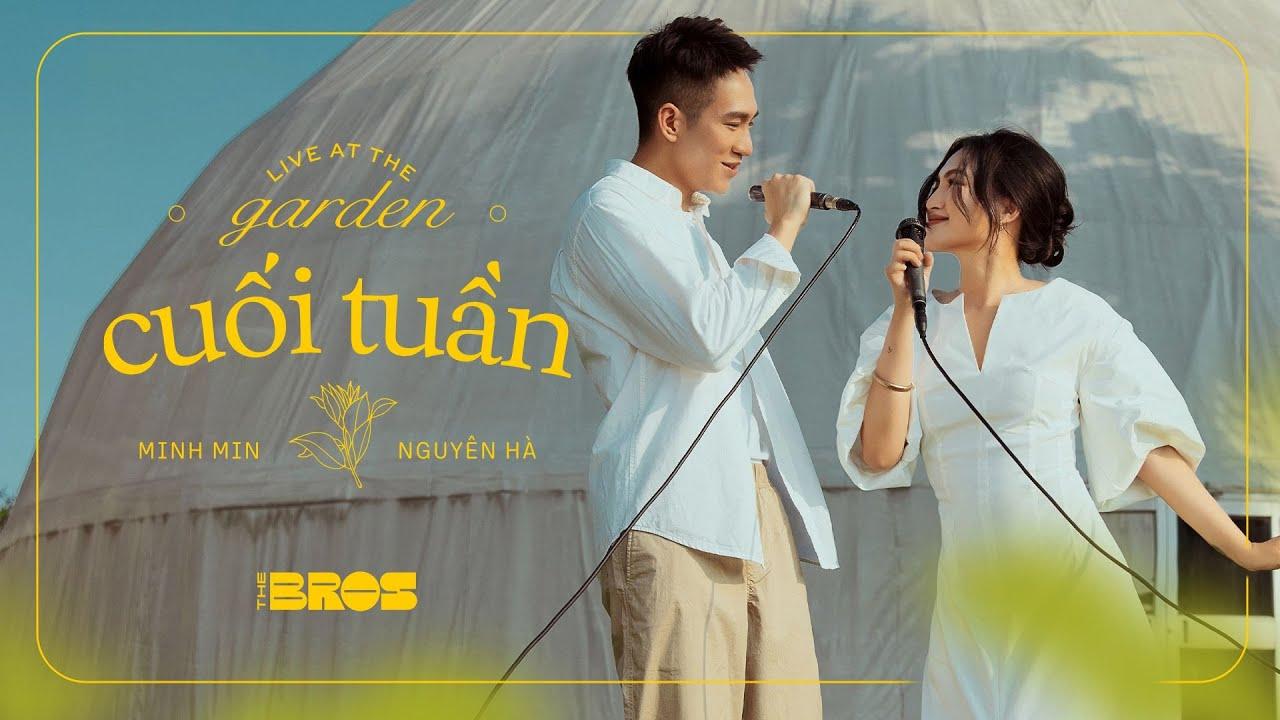 Cuối Tuần (Live Version) - Nguyên Hà & Minh Min