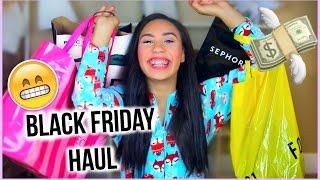 Black Friday Haul 2014! | MyLifeAsEva