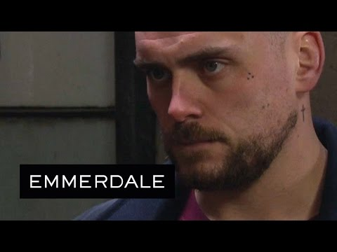 Emmerdale - Aaron Agrees to Deal Drugs for Jason