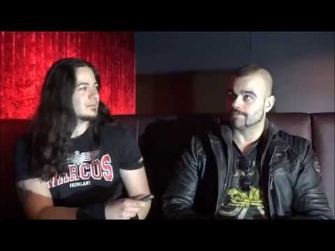 IMPACT - Interview with Joakim from Sabaton