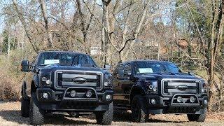 Ford Black Ops Vs Raptor   Autos Weblog