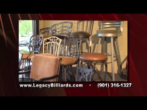 Legacy Billiards Custom Bars Stools 30