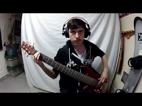 WHITECHAPEL: This Is Exile (Bass Cover)