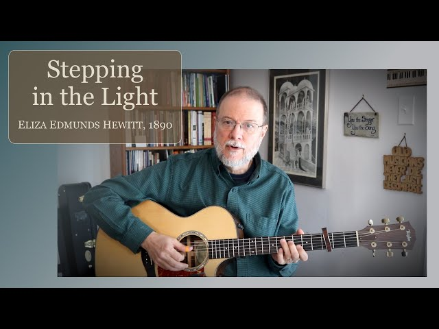 Stepping in the Light