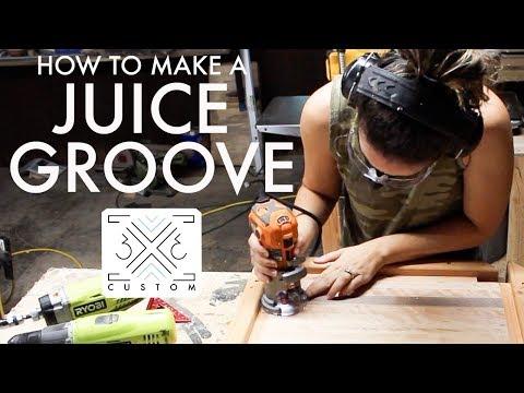 Juice Groove Cutting Board