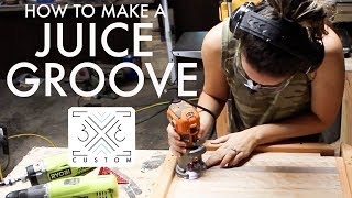 Juice Groove Cutting Board