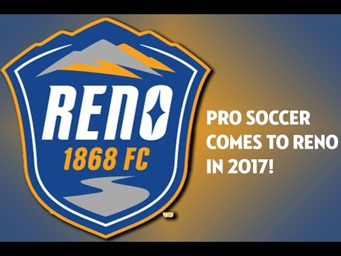 Pro Soccer is Coming to Reno