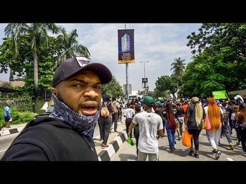 Why Nigerians are Protesting AgainstSARSPolice Brutality