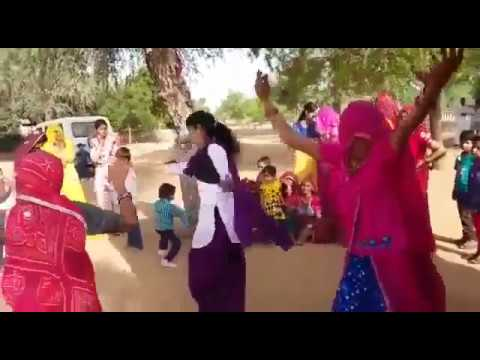Baga mein Jhulan Gai Re- Rajasthani video dance