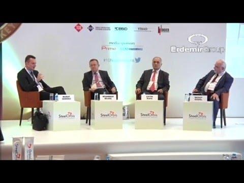 10th SteelOrbis Annual Conference, November 19, 2015 -Murat Demirci, Muammer Bilgic, Cetin Kaya