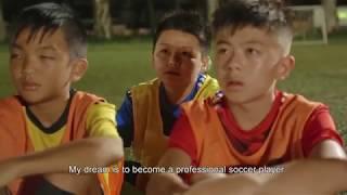 Sportsync Soccer & Basketball - English