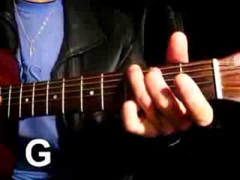 Синяя птица - Белый теплоход Тональность (Am) Песни под гитару