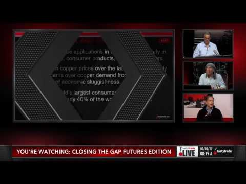 E-Mini S&P 500 and Copper Futures: Pairs Trades | Closing the Gap: Futures Edition