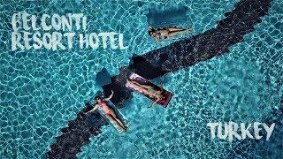 Позитивное видео с отдыха. Турция. Belconti Resort Hotel 5*