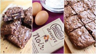 Recette : Brownie aux noix │PerfectHonesty Thumbnail