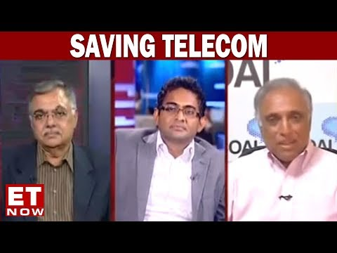 India Development Debate | Telecom Sector Slashes 75,000 Jobs This Year | Saving Telecom