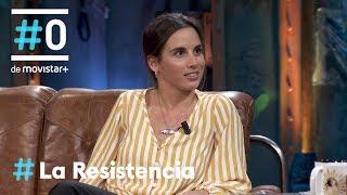 LA RESISTENCIA - Entrevista a Queralt Castellet | #LaResistencia 29.10.2019