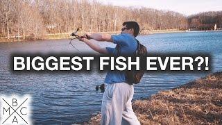 BIGGEST FISH EVER CAUGHT?! 🐟