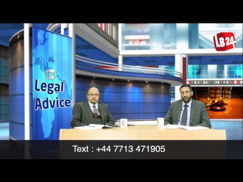 Legal Advice | Episode 02 | Topic: General Legal Advice