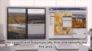 Lesnoy Dozor - information system for early detection of forest fires