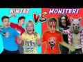 Ninjaz VS Monsters! Treasure X Monsters Gold