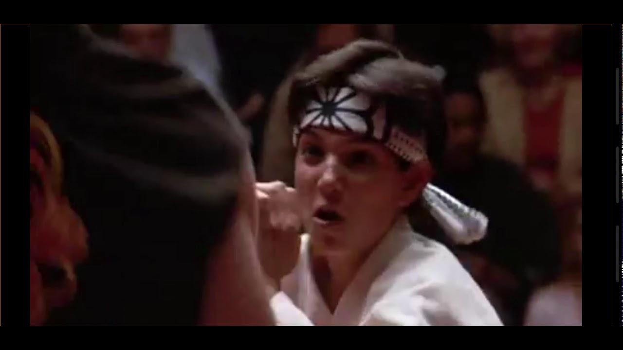 Download Karate Kid / Daniel LaRusso vs. Johnny Lawrence (Deutsch)