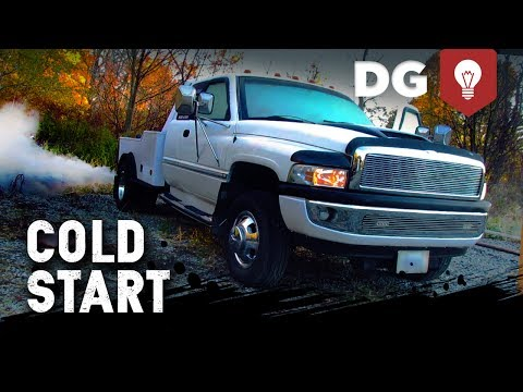 1 Million Mile 5.9 Cummins Diesel Cold Start & Fuel Plate Mod