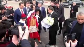 Orman ve Su İşleri Bakanı Veysel Eroğlu Kırklareli'nde   Önadım Kırklareli
