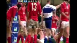 Wales vs South Africa 2004 Highlights HD