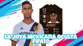 La joya Mexicana oculta en FIFA 19 - Joven Promesa Mexicana oculta en FIFA 19