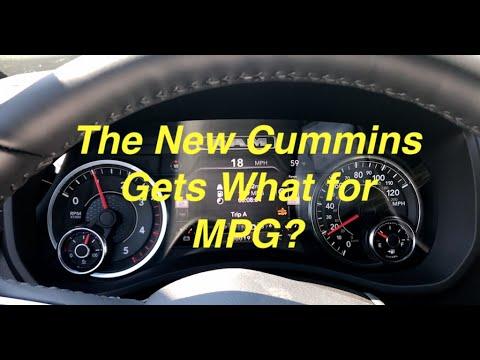 2019 RAM 2500 Laramie Sport Appearance With Baby Cummins - MPG Run Part 1