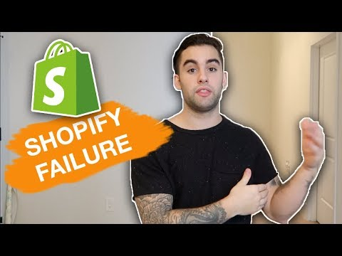 4 Reason Most Shopify Stores Fail
