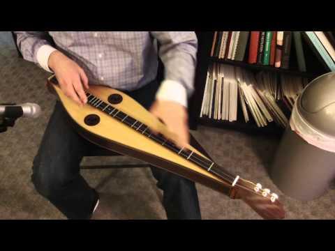 Arran Boat Song (Fingerpicked Mountain Dulcimer)
