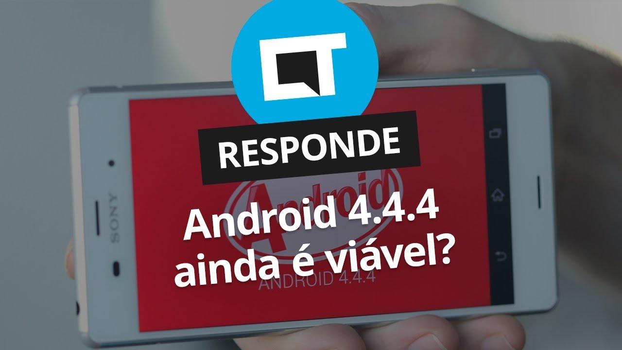 Android 4 4 4 ainda é viável? [CT Responde] - Vídeos - Canaltech