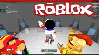 Playing Roblox: Ride a Rocket to Space (KID GAMING)