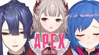 【APEX】長尾君とチグサちゃんとランクいきやしす【にじさんじ/える】
