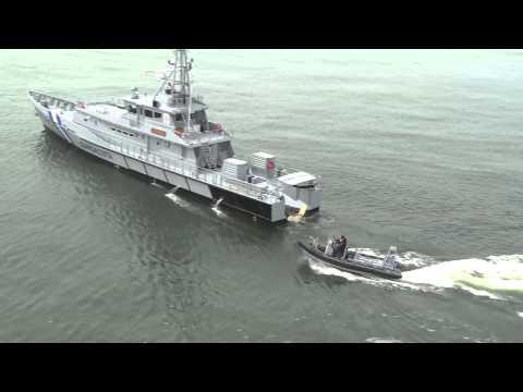 "Fuerza Naval Honduras DAMEN Stan patrol 4207 ""Lempira"""