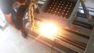 Generator PMG 50KW 250 RPM Low   www.AlternativePureEnergy.ro